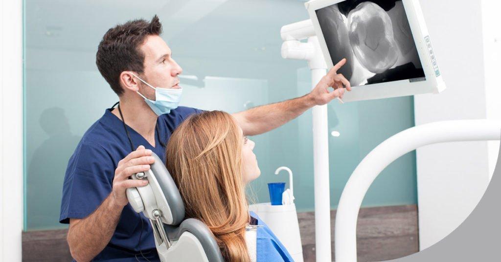 Diagnosi della carie sicura e senza emissioni di raggi X